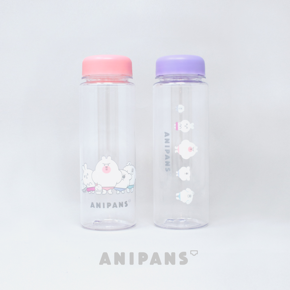 『ANIPANS』 クリアボトル