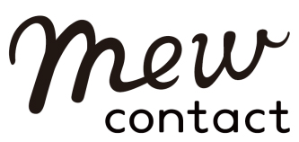 『Mew contact』ロゴ