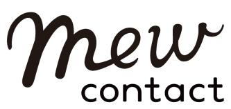 『Mew contact』logo