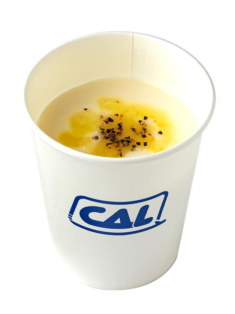 「無限∞濃厚スープ バター&クリーム味」