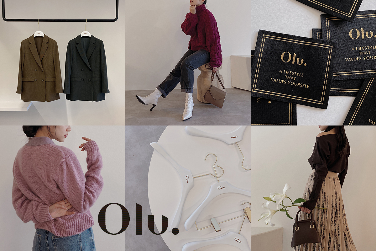 『Olu.』秋冬商品イメージ