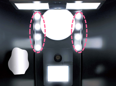 専用LEDライト